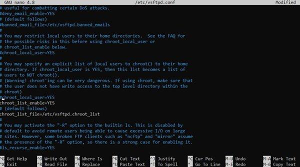 Hướng dẫn cài đặt FTP Server trên Ubuntu