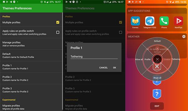 Cách cài đặt và sử dụng tường lửa Android AFWall+