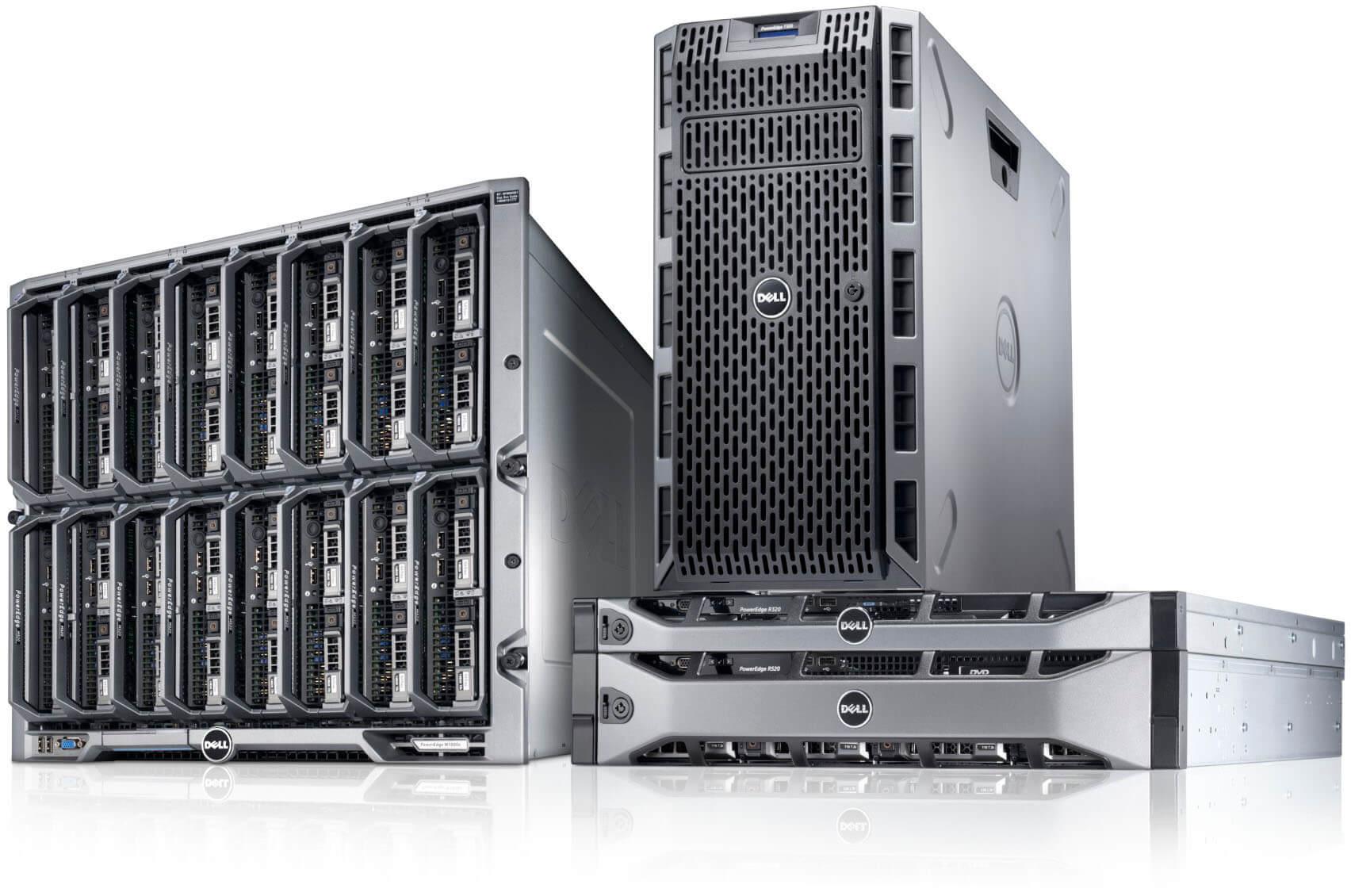 Thuê máy chủ riêng, Dedicated server riêng