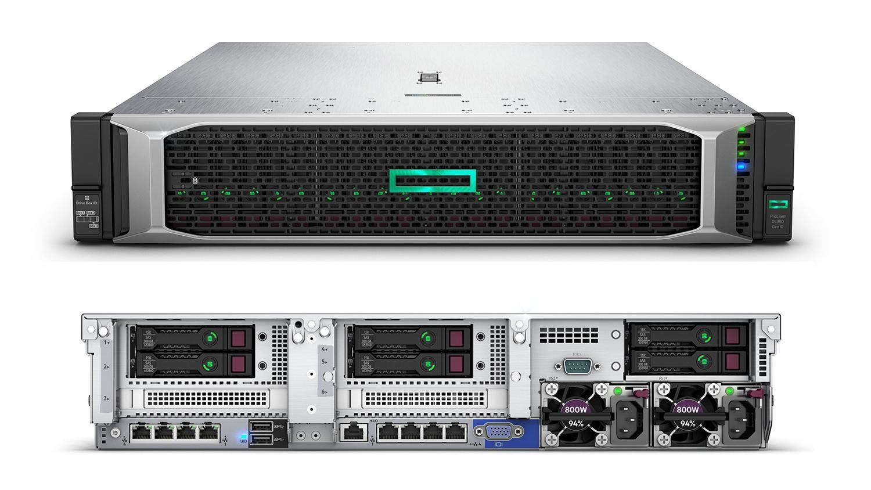 HPE DL380 Gen10 THIẾT BỊ TIÊN TIẾN CỦA HP