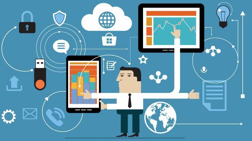 Giải pháp quản lý thiết bị di dộng cho doanh nghiệp